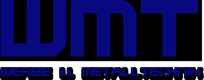 WMT BOENEN, Werbe und Metalltechnik. Ihr Onlineshop für Blumenkästen aus Metall, Litfaßsäulen und Kaminabdeckungen. Produkte rund um die Blech und Metallbearbeitung.-Logo